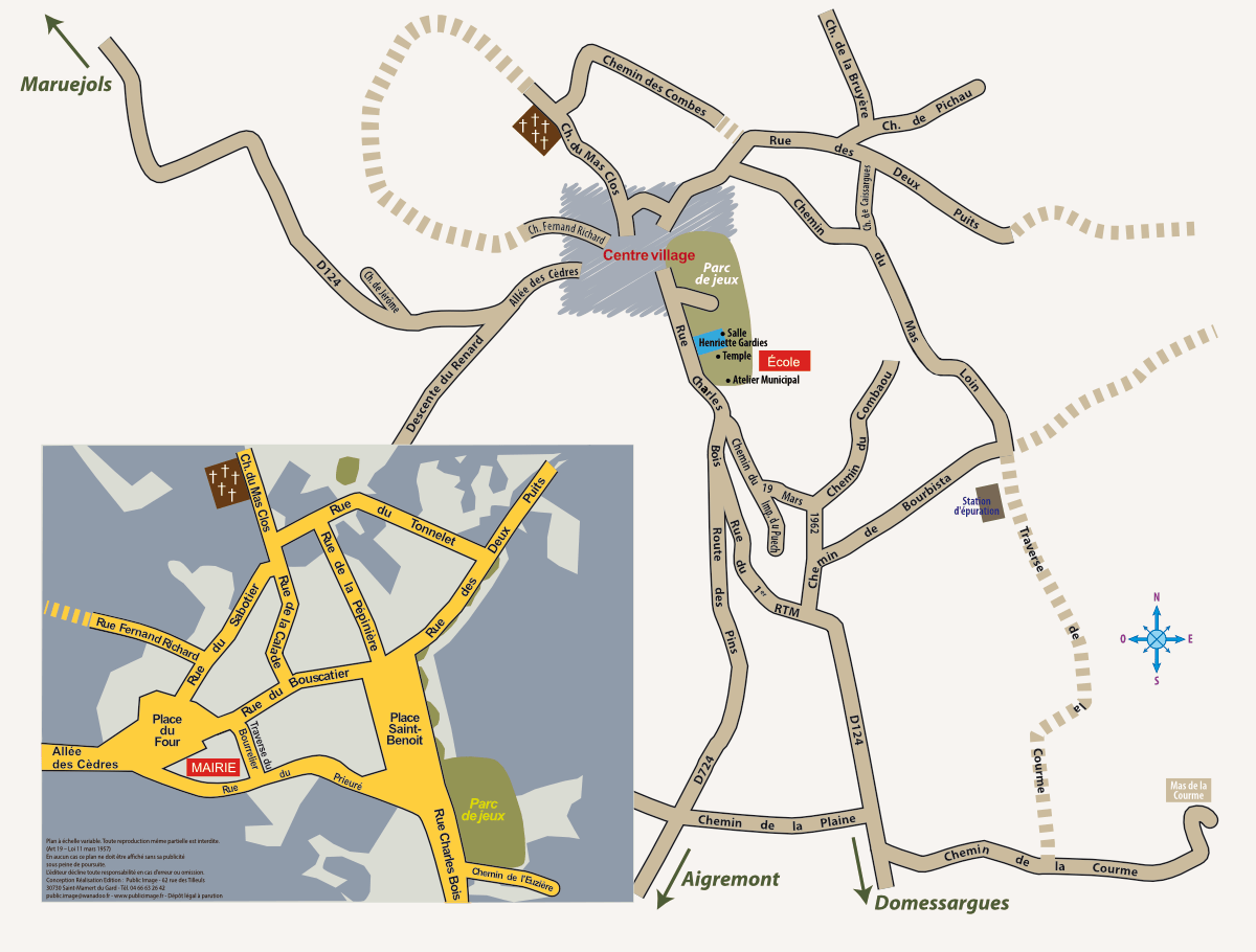 Plan Saint Bénézet