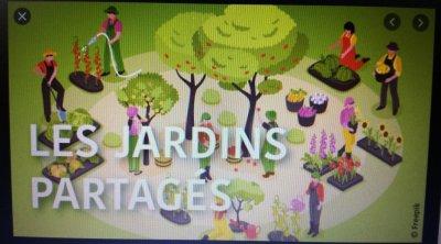 Les jardins ÉCO, Communautaires associatifs de St-Bénézet